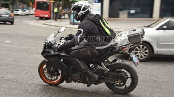 2021 KTM RC 390 Spied Testing Again, New Features Revealed