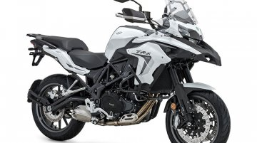 2021 Benelli TRK 502 Launched in Thailand