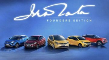 Tata Introduces Special Founder Edition Models Marking Brand's 75th Anniversary