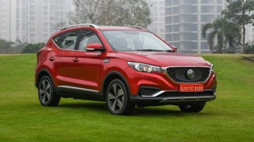 2021 MG ZS EV Launched - Now Slightly Costlier