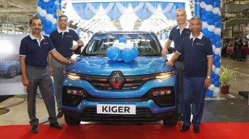Renault Kiger Sub-Compact SUV India Launch Date Announced