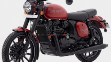 MY2021 Jawa 42 Launch Soon, Detailed in Leaked Images