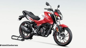 Hero Xtreme 160R 100 Million Limited Edition to Launch Soon