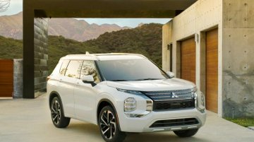 Mitsubishi Debuts Forth-Gen Outlander - Crossover Evolved Into An SUV