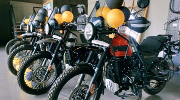 100 Royal Enfield Himalayan Bikes Sold in a Day in Kerala