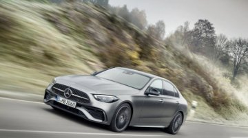 2021 Mercedes-Benz C-Class Unveiled; To Be Powered By 4-Cylinder Engines Only