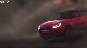 New Maruti TVC Highlights Sporty And Young Persona Of 2021 Swift
