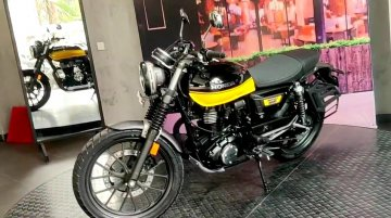 Listen to Honda CB350RS Exhaust Note in This Video