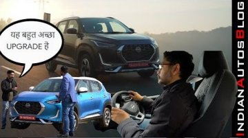 Ford EcoSport vs Nissan Magnite - User Review & Opinion