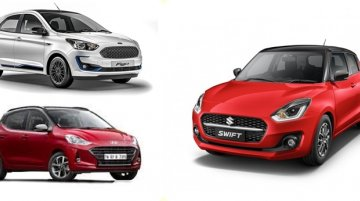 New Maruti Suzuki Swift vs Rivals - Size, Specs and Prices Compared