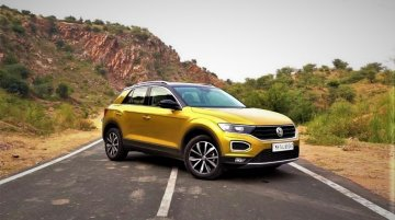 Volkswagen T-Roc Re-Launched in India; Costlier By INR 1.36 Lakh