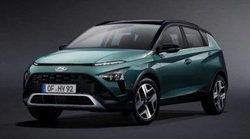 Hyundai i20-based Bayon SUV Revealed For European Markets