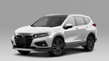 2023 Honda CR-V Rendered on Basis of Recent Spy Shots – Check Here