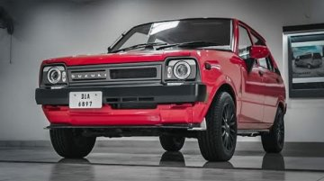 Remember Country's First Maruti 800? Here's What it Now Looks Like