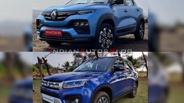 Renault Kiger vs Maruti Suzuki Vitara Brezza Comparo: Battle of Compact SUV