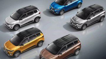 2021 Renault Triber Launched With Dual-Tone Colors & New Features