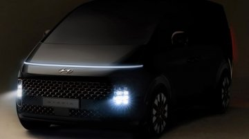 Hyundai Teases Staria MPV; Is This The Long Awaited Hyundai MPV For India?
