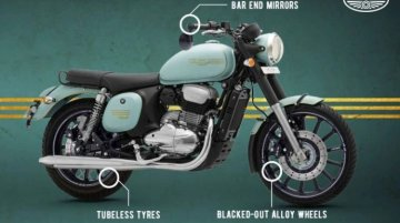 Now Get Alloy Wheels & Bar-End Mirrors On Jawa and Jawa 42 For Just INR 7,999