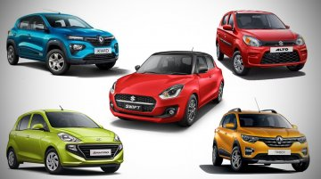 Top 5 Affordable Cars Under INR 6 Lakh - Maruti, Renault and More