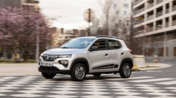 Renault Kwid's Electric Cousin - Dacia Spring EV- Goes On Sale In Europe