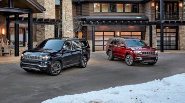 Here Are Two More Jeep Three-Row SUVs - Wagoneer & Grand Wagoneer Unveiled