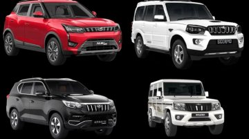 Mahindra Offering Massive Discounts Of Up To INR 3.06 Lakh For March 2021