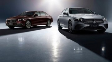 Mercedes Benz E-Class LWB Facelift Launched In India - Price and Details