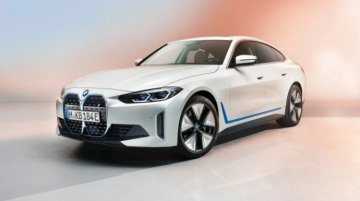 The i4 Is BMW's Answer To Tesla Model 3; Sprints From 0-100 kph in 4 secs