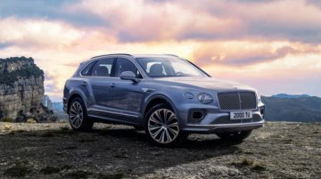 Bentley Bentayga Facelift Launched In India For A whopping INR 4.10 Crore