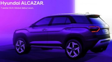 Check Out First Official Exterior & Interior Images Of Upcoming Hyundai Alcazar