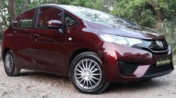 Scrappy Old Honda Jazz Completely Transformed With Custom Interior And New Paint Job
