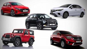 Top 5 Cars Under INR 15 Lakh in 2021: Hyundai, Kia & More