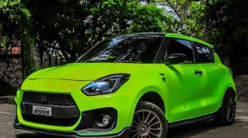 From Base-spec Maruti Swift to Swift Sport, Here's One Crazy Transformation