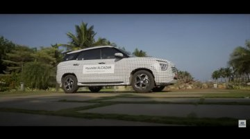 WATCH Hyundai Alcazar (Tata Safari-rival) Ace The Durability Test