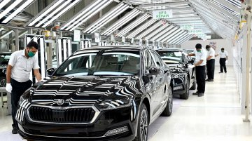 New Skoda Octavia Launch Nears as Production Commences