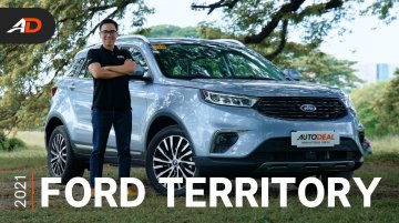2021 Ford Territory (Possibly India-bound) Reviewed by Foreign Media