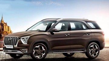Hyundai Alcazar Makes Its Global Debut In India - Full Details