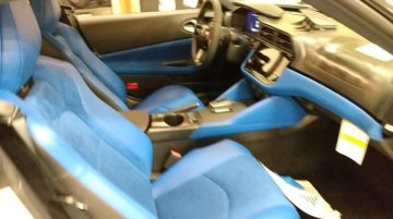 New Nissan Z Spotted With Eye-Popping Blue Interior