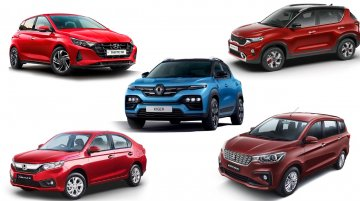 Top 5 Cars Under INR 10 Lakh in 2021