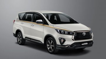 Toyota Celebrates 50 Years In Indonesia With This Limited Edition Innova