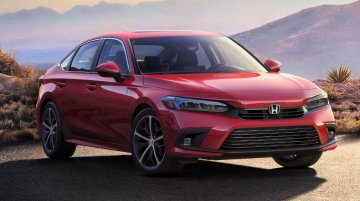 No More Spy Pics; Here's The First Official Image Of 11th-Gen Honda Civic