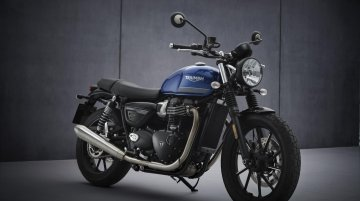 2021 Triumph Bonneville Street Twin Launched in India