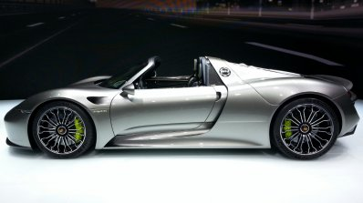 Porsche 918 Spyder To Be Out Of Stock By December 2014