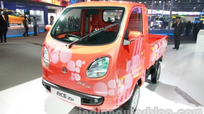 Tata Ace Zip XL at Auto Expo 2014