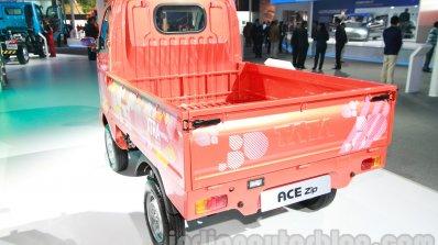 Tata Ace Zip XL rear three quarters left