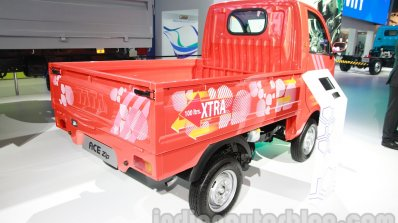 Tata Ace Zip XL rear three quarters