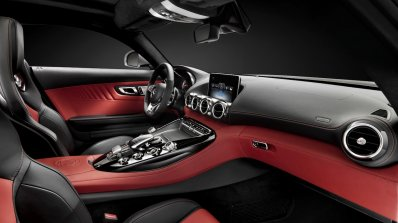 Mercedes-AMG GT first interior images