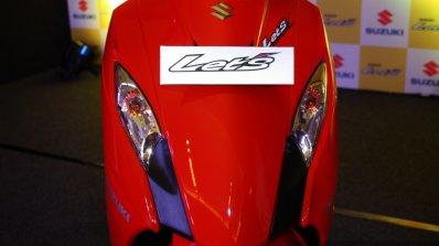 Suzuki Let's - front detail