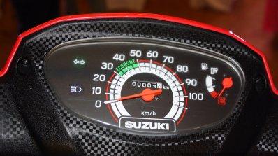 Suzuki Let's - instrument cluster