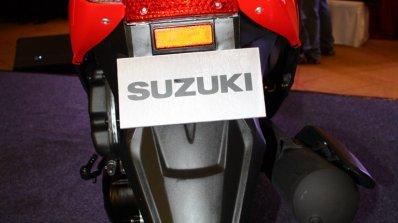 Suzuki Let's - rear